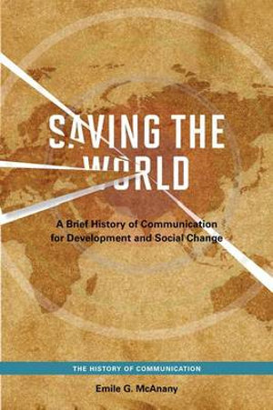 Cover of Saving the World
