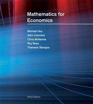 Cover of Mathematics for Economics