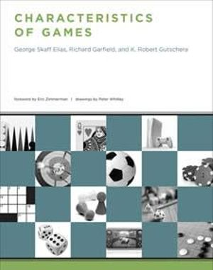 Cover of Characteristics of Games