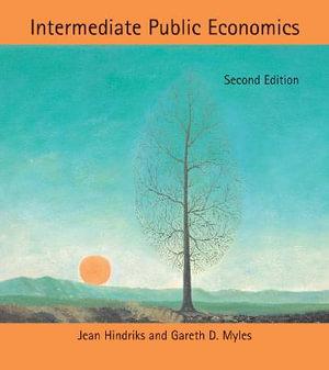 Cover of Intermediate Public Economics