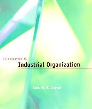 Cover of Introduction to Industrial Organization