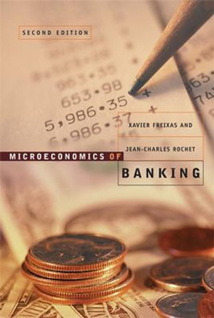 Cover of Microeconomics of Banking