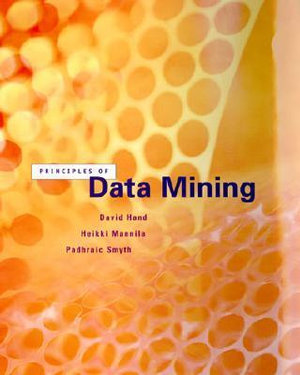 Cover of Principles of Data Mining