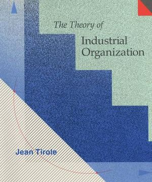 Cover of The Theory of Industrial Organization