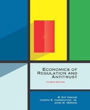 Cover of Economics of Regulation and Antitrust