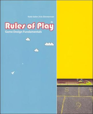 Cover of Rules of Play