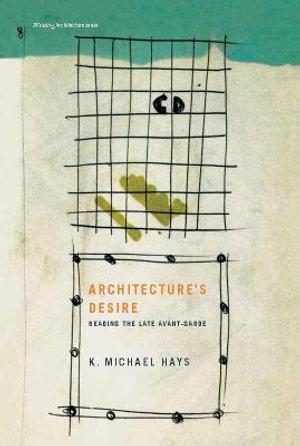 Cover of Architecture's Desire