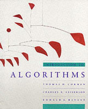 Cover of Introduction to Algorithms