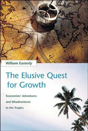 Cover of The Elusive Quest for Growth