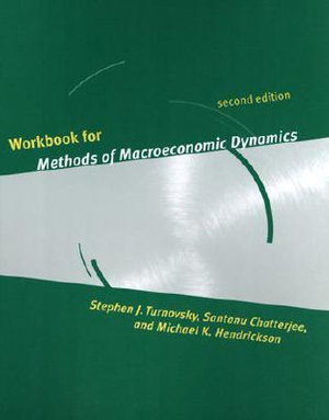 Cover of Workbook for Methods of Macroeconomic Dynamics