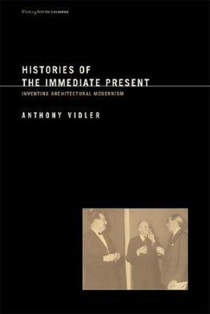 Cover of Histories of the Immediate Present