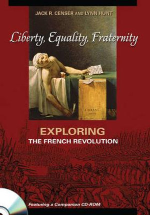 Cover of Liberty, Equality, Fraternity