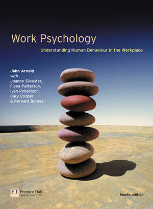 Cover of Work Psychology