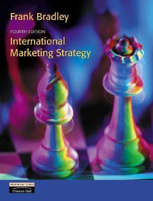 Cover of International Marketing Strategy