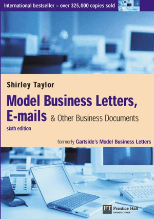 Cover of Model Business Letters, E-mails & Other Business Documents