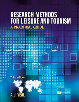 Cover of Research Methods for Leisure and Tourism