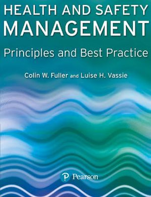Cover of Health and Safety Management