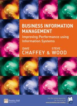Cover of Business Information Management