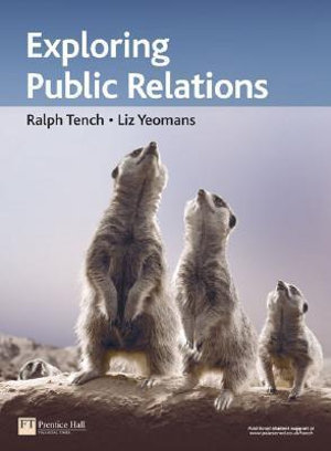 Cover of Exploring Public Relations