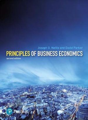 Cover of Principles of Business Economics