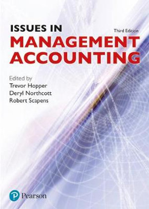 Cover of Issues in Management Accounting