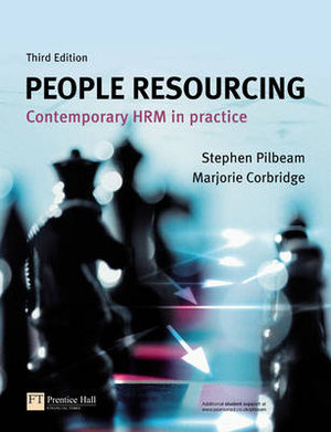 Cover of People Resourcing
