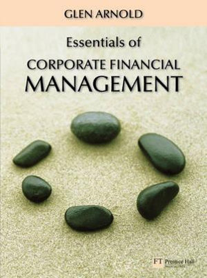 Cover of Essentials of Corporate Financial Management