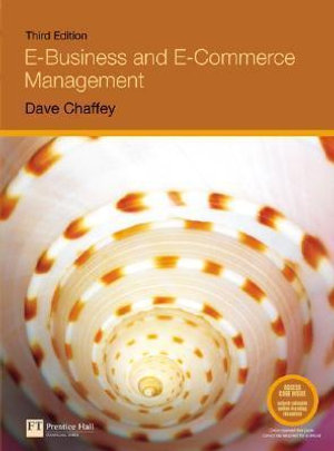 Cover of E-business and E-commerce Management
