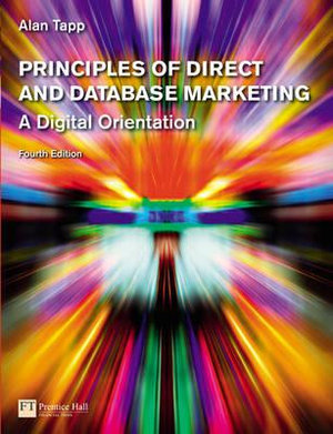Cover of Principles of Direct and Database Marketing