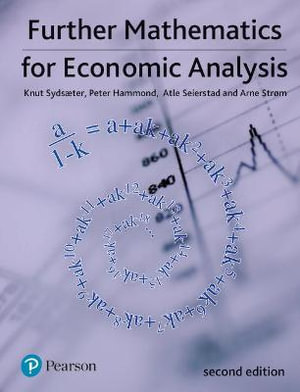 Cover of Further Mathematics for Economic Analysis