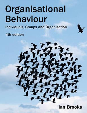 Cover of Organisational Behaviour