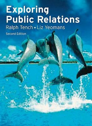 Cover of Exploring Public Relations     cp