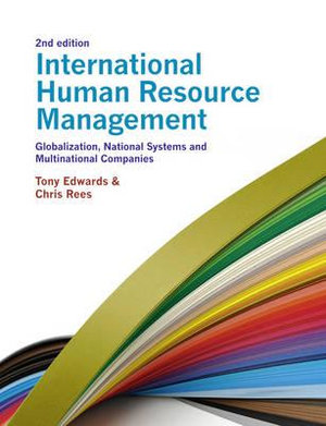 Cover of Intl Human Resource Mgmt Cp