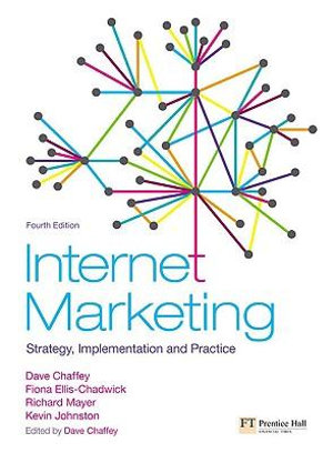 Cover of Internet Marketing:  Strategy, Implementation and Practice
