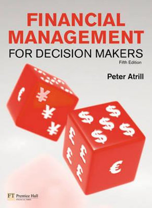 Cover of Financial Management for Decision Makers