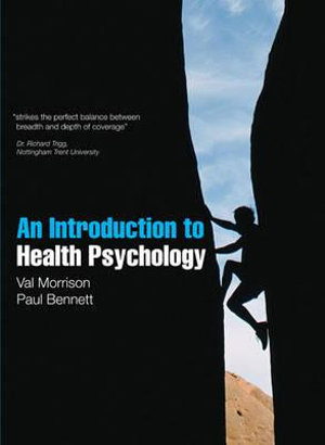 Cover of An Introduction to Health Psychology