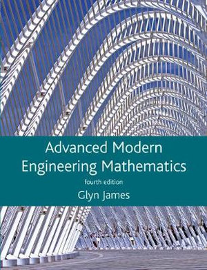 Cover of Advanced Modern Engineering Mathematics