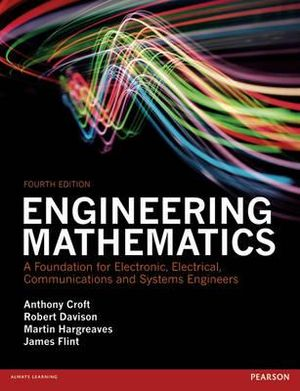 Cover of Engineering Mathematics:  A Foundation for Electronics