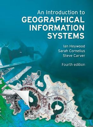 Cover of An Introduction to Geographical Information Systems