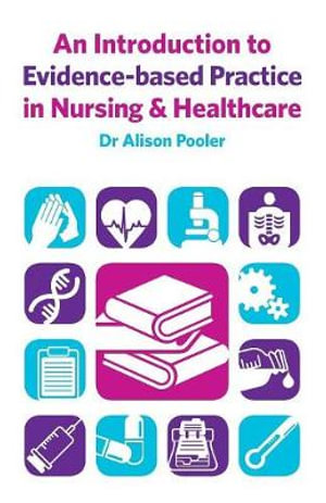 Cover of An Introduction to Evidence-based Practice in Nursing and Healthcare