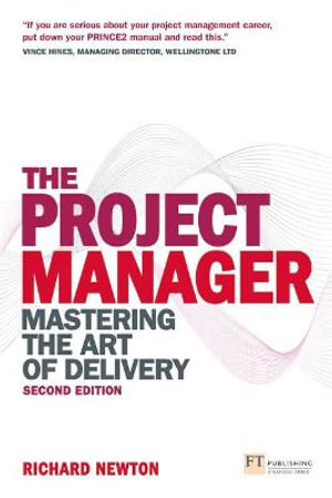 Cover of The Project Manager