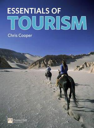 Cover of Essentials of Tourism