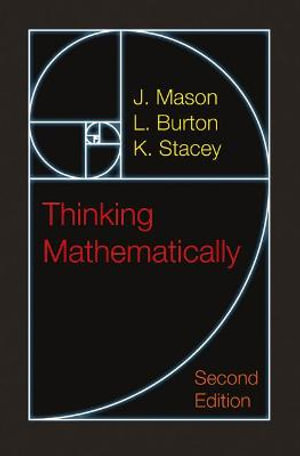 Cover of Thinking Mathematically