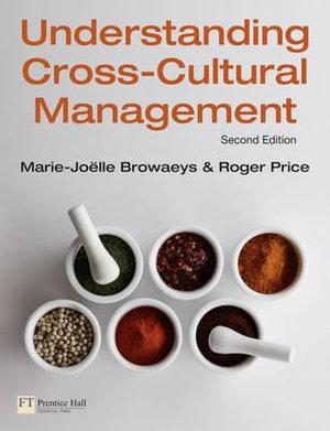 Cover of Understanding Cross-Cultural Management