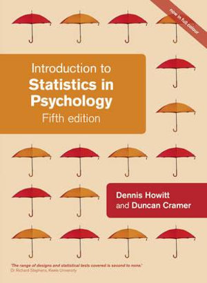 Cover of Intro to Statistics in Psych CP