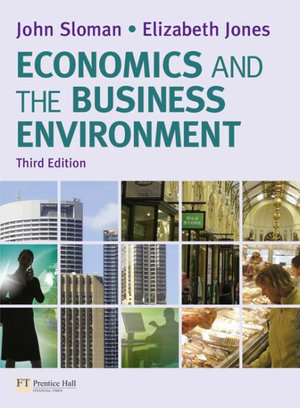 Cover of Economics and the Business Environment