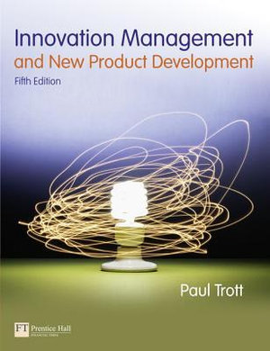Cover of Innovation Management and New Product Development