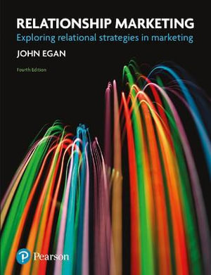 Cover of Relationship Marketing