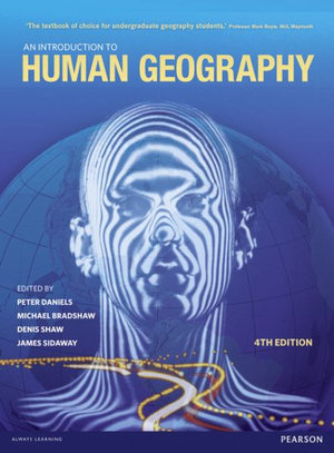 Cover of Intro Human Geography