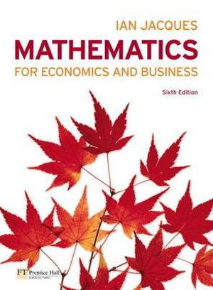 Cover of Mathematics Economics w/MML Global
